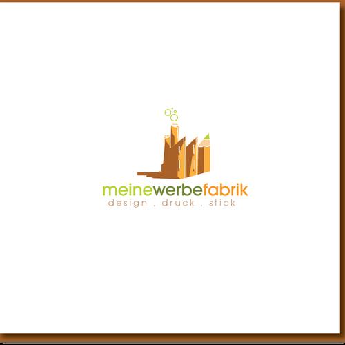 bold logo for studio