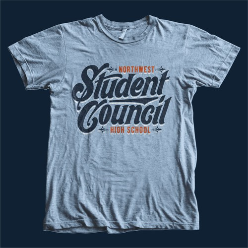 Student Council T-shirt for www.imagemarket.com