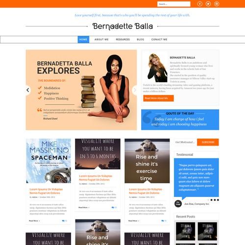 Bernadette Balla Blog