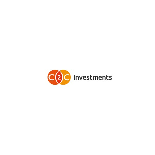 Modern logo for Investment company