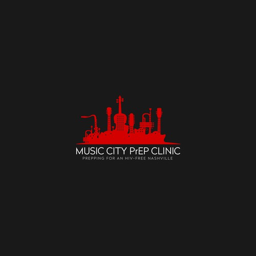Illustrative logo for a PrEP clinic