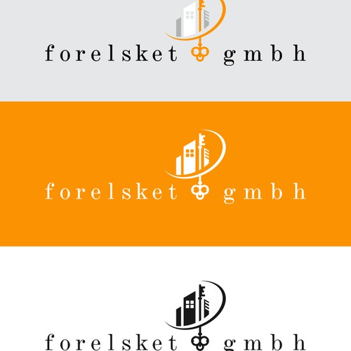 forelsket gmbh is searching für a new design für an immo-trading company