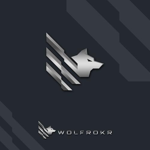 Aero Wolf Logo (for sale)