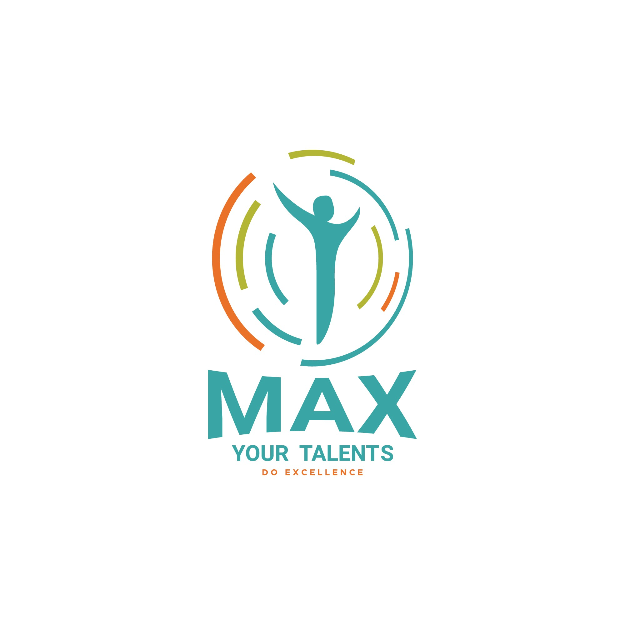Max Your Talents need powerful new logo