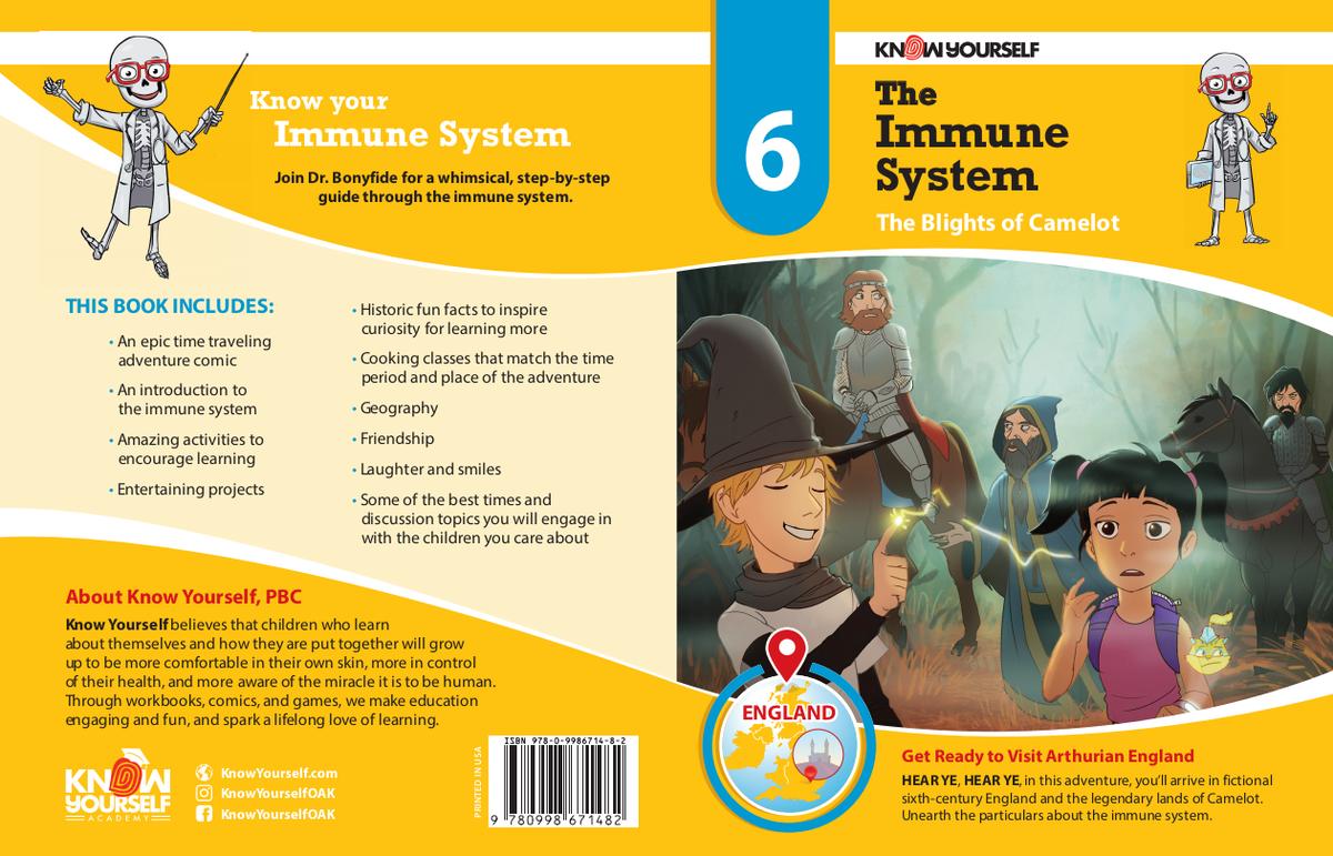 Adventure 6 - The Immune System