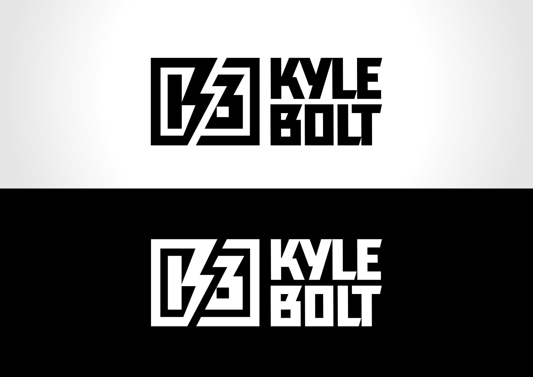Music Producer Logo - Creative Project - 'Kyle Bolt'