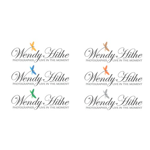 logo for Wendy Hithe, Photographer