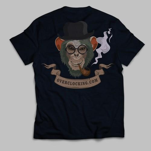 OverClocking.com T shirt