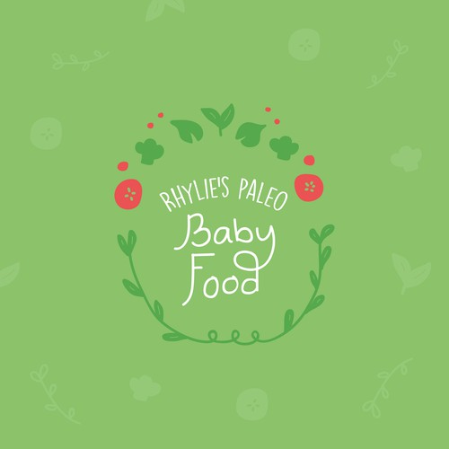 Rhylie's Paleo Baby Food