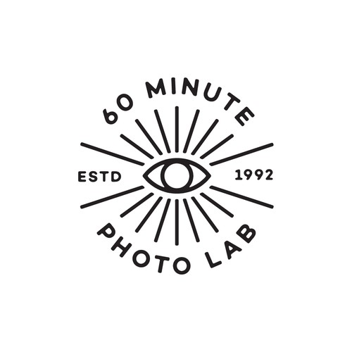 Logo for photo lab