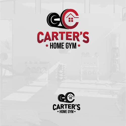 Carters home gym