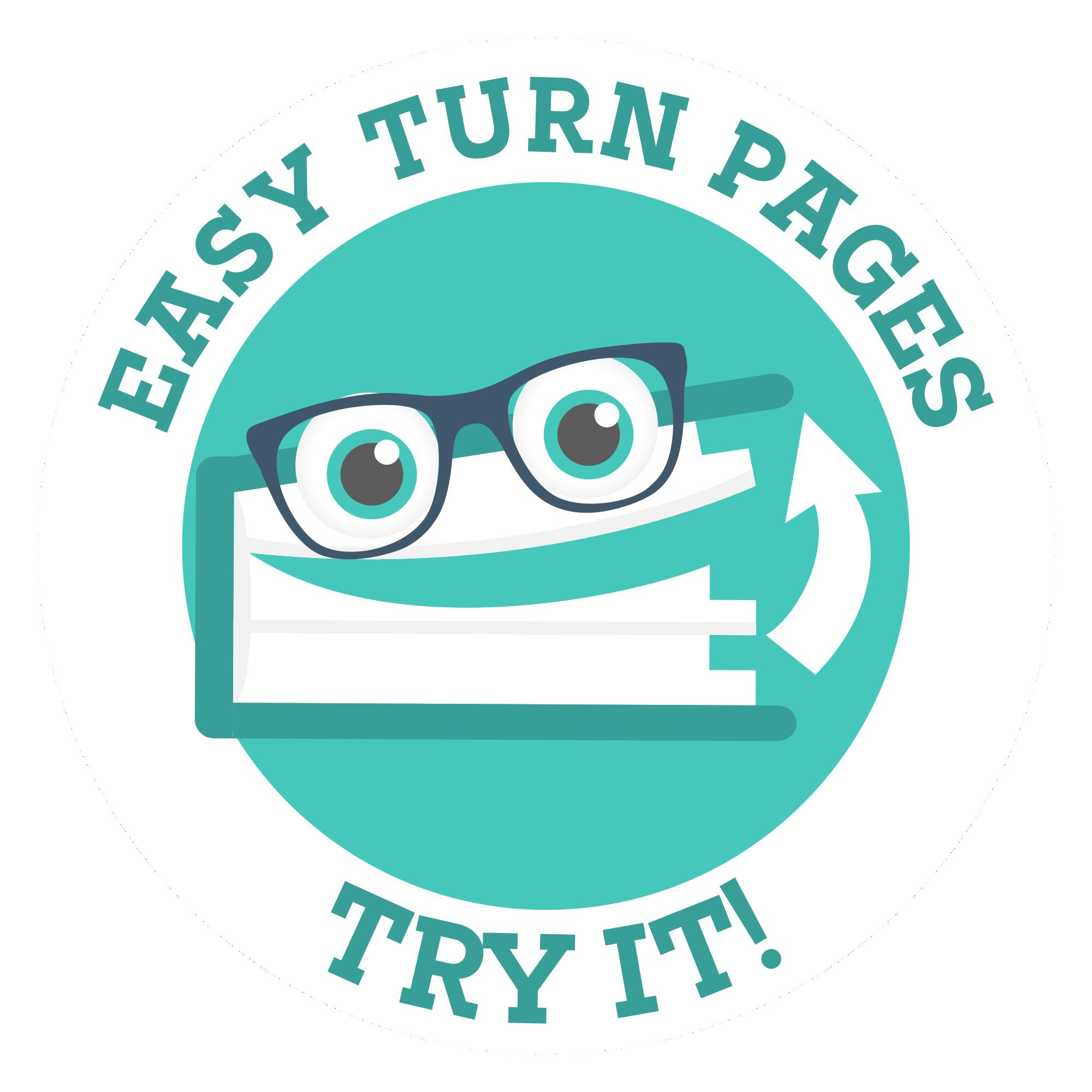 Design a logo for kids books