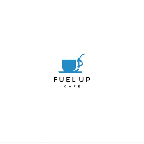 Fuel up caffee coffee