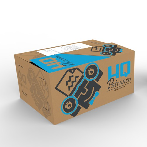 Shipping Box Design