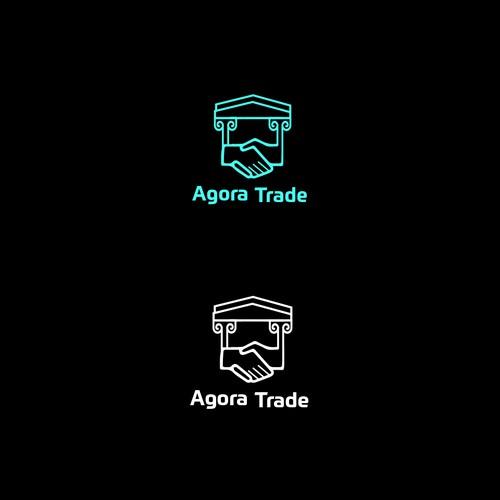 Logo for trading