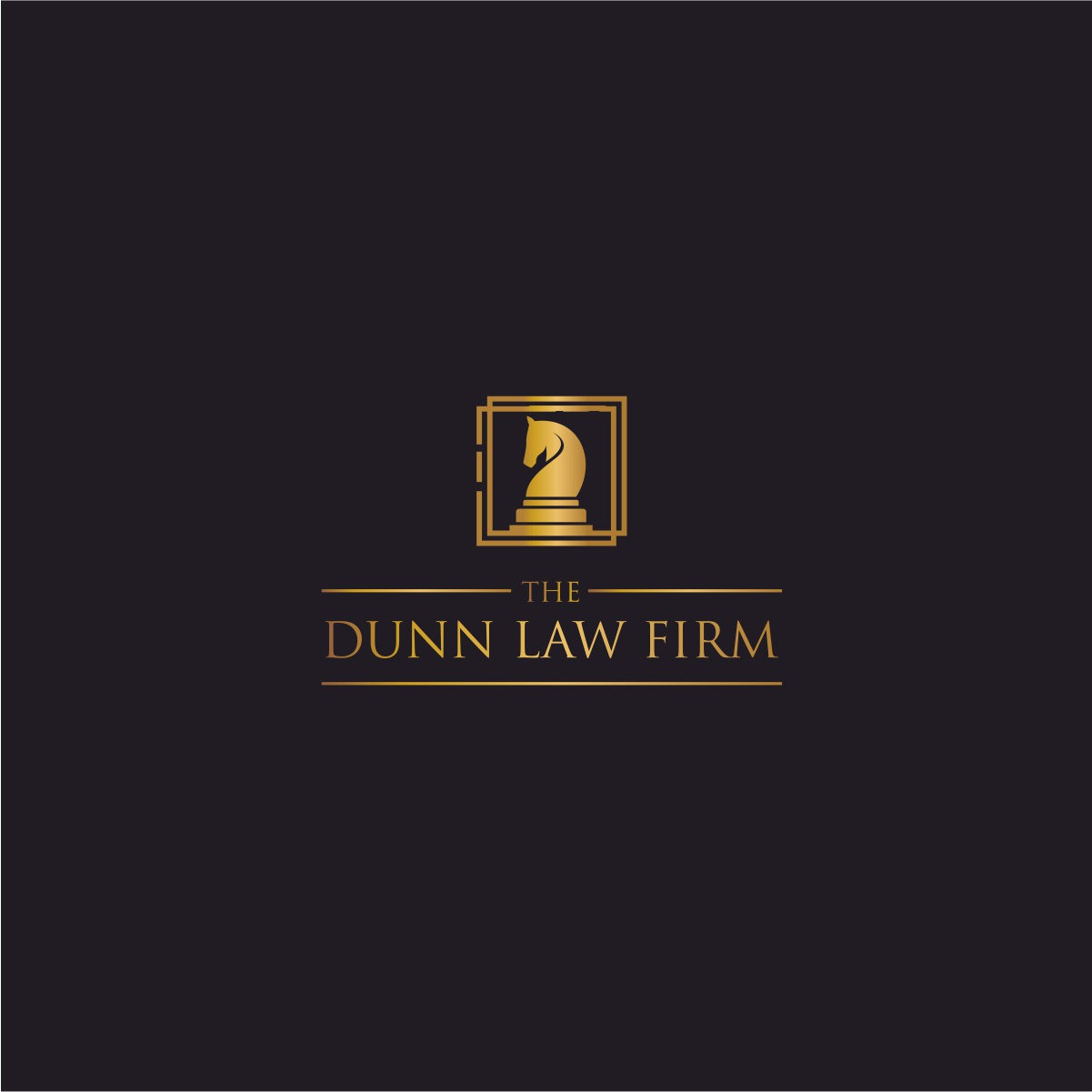 Re-brand for a boutique law firm that plays chess, not checkers, with the competition.