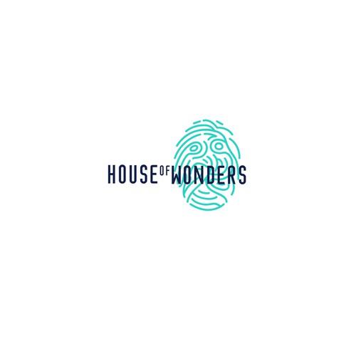 House of wanders logo