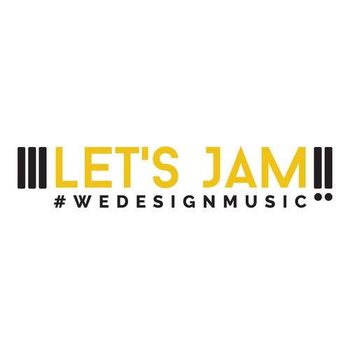 Let's Jam!! logo