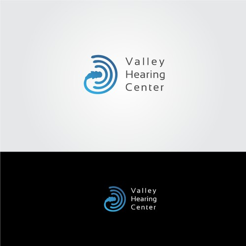 recreate a winning logo for a fun family hearing aid business