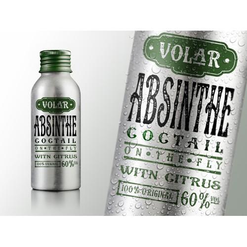 Absinthe Label
