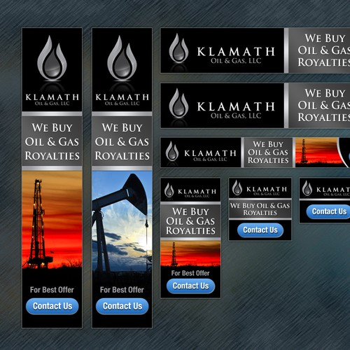 banner ad for Klamath Oil & Gas