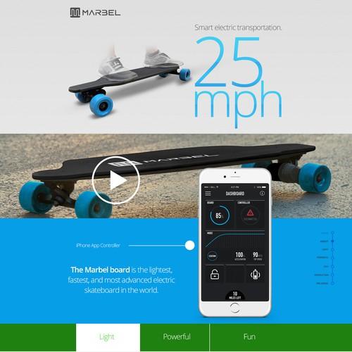 Smart e-Transport App Website