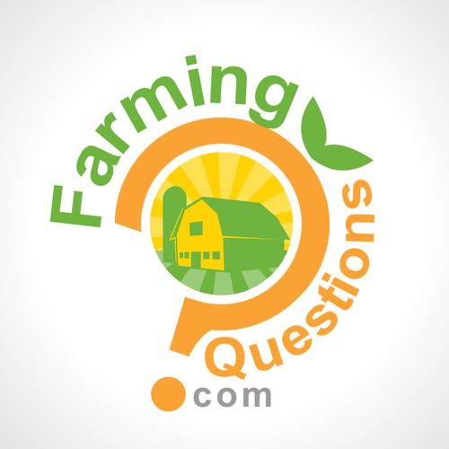 Fun logo needed for Farming Q & A site