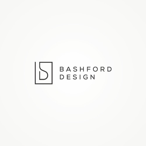 Logo for Bashford Design