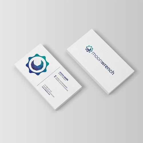 Creative logo for technology company