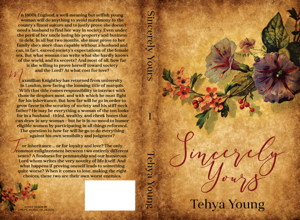Sincerely Yours by Tehya Young