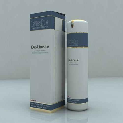 Boske product packaging