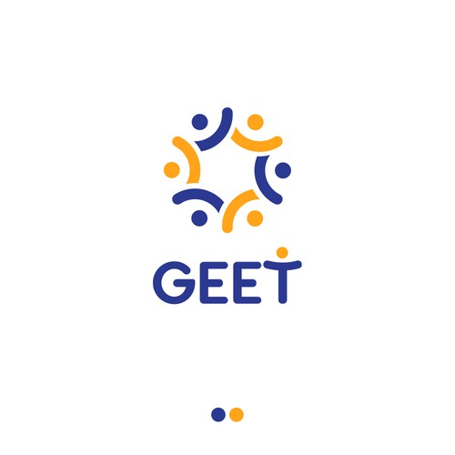 Creative logo for GEET
