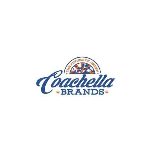 Logo for COACHELLA BRANDS