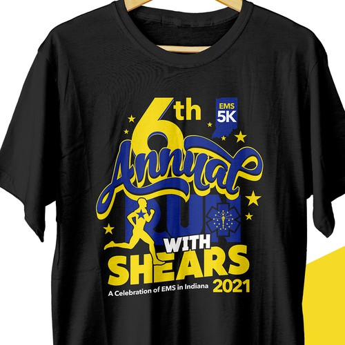 6th Annual Run With Shears 2021
