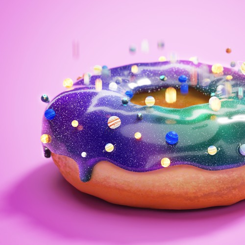 Our Universe is a Donut