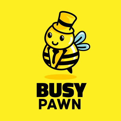 Logo for pawn shop