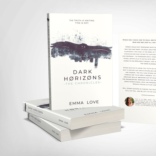 Dark Horizons Book Cover