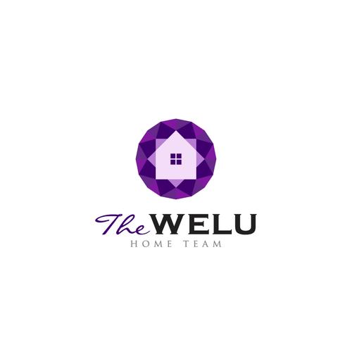Diamond house logo.