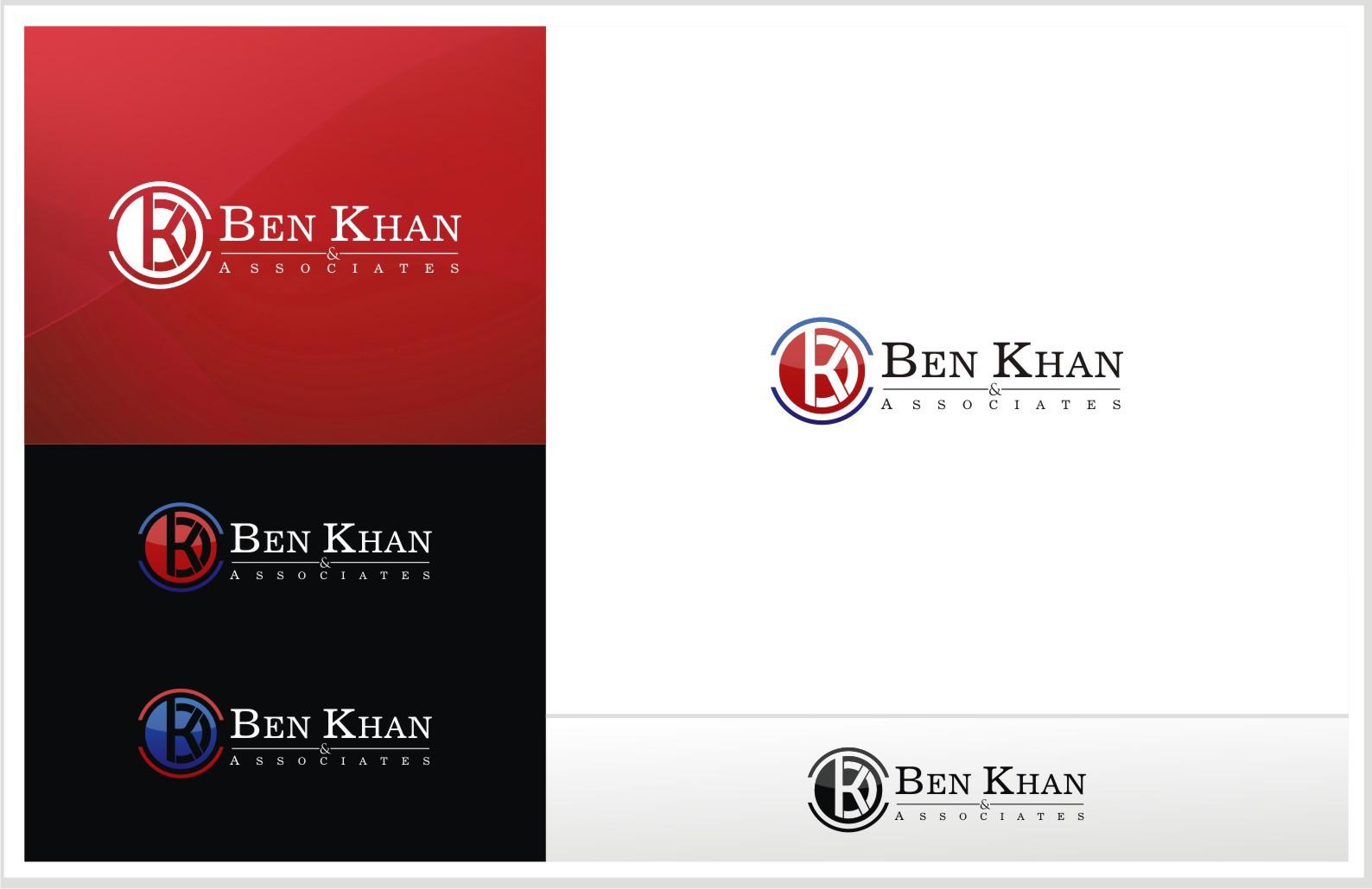 Create the next logo for Ben Khan & Associates