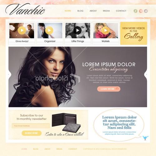 Webdesign Vanchic
