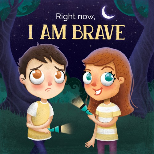 Right Now I am Brave Book Cover