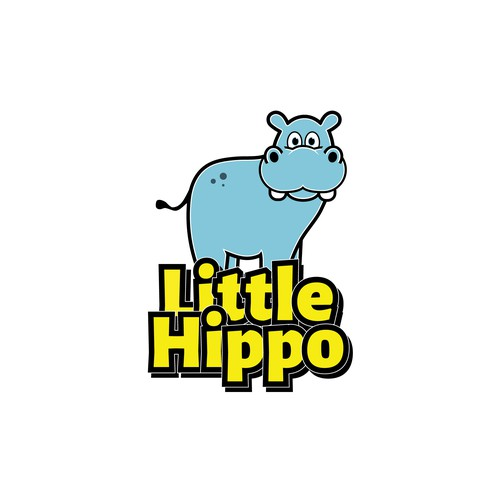 Jeff the Little Hippo