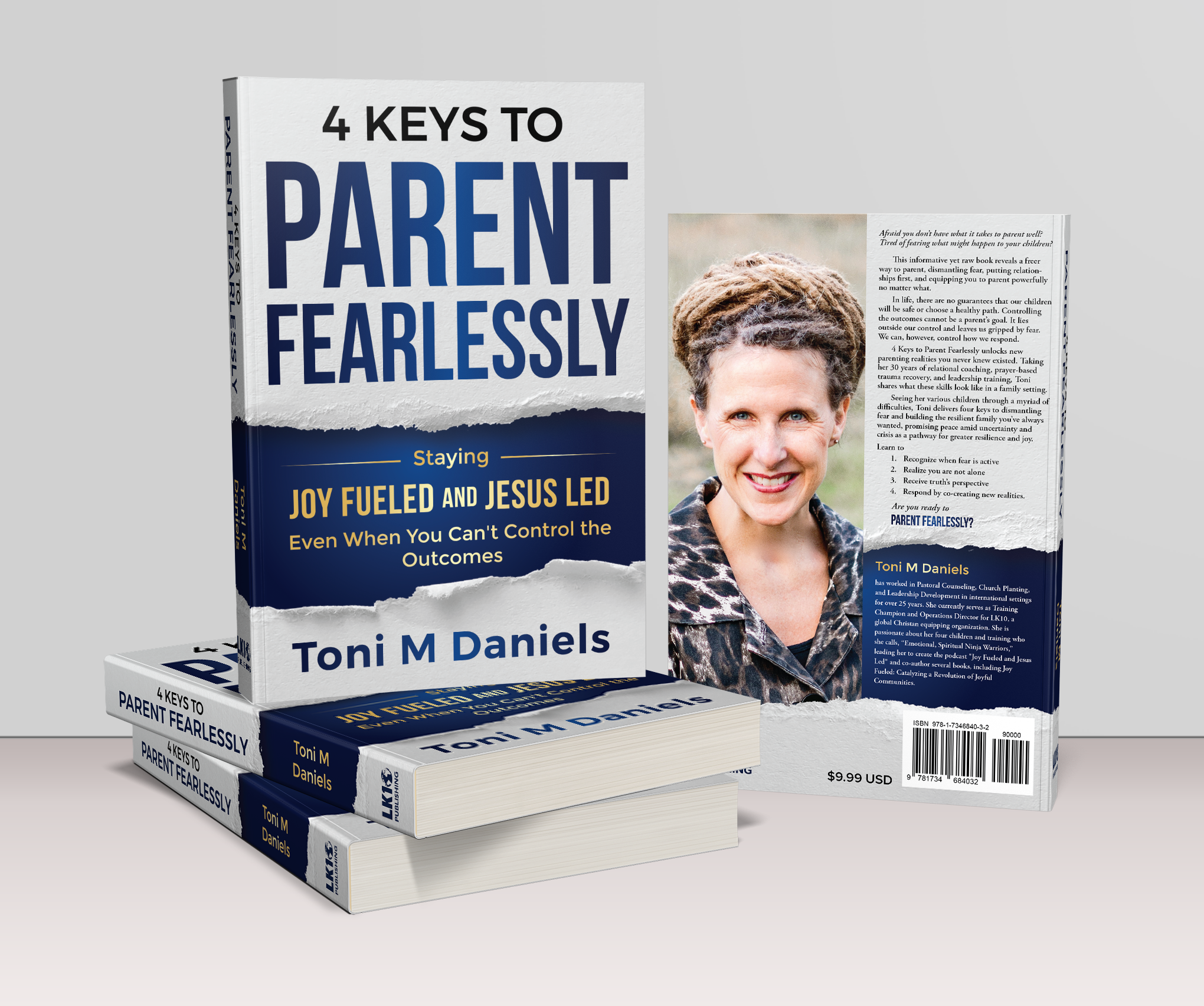 Risky, Parenting game-changer: Design the next best selling book cover!