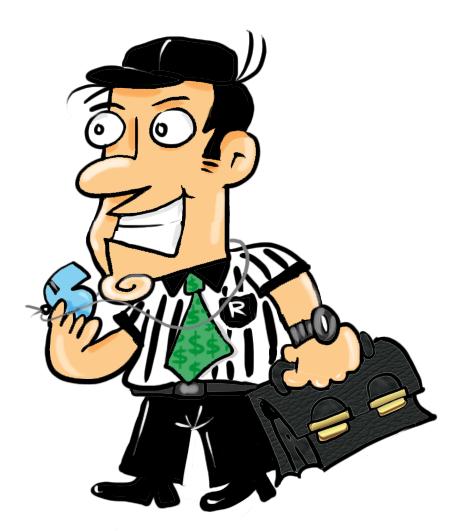 Cartoon Character for Website