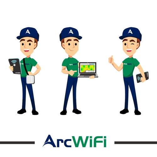Character for ArcWifi