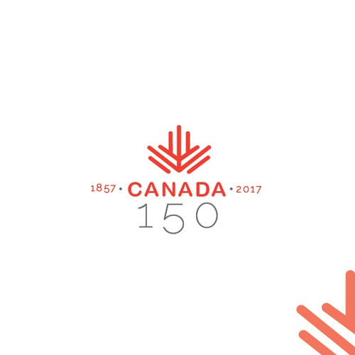 Community contest: Design Canada's 150th birthday logo!