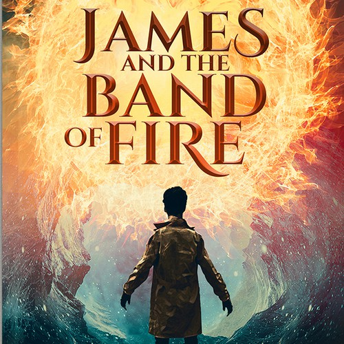Book cover for THE BAND OF FIRE