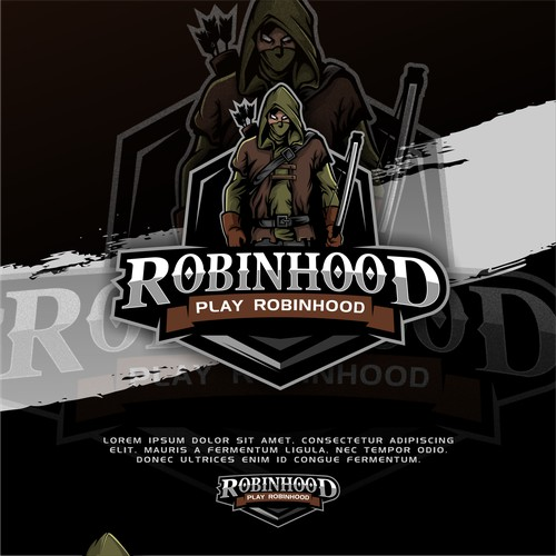 Robinhood Character