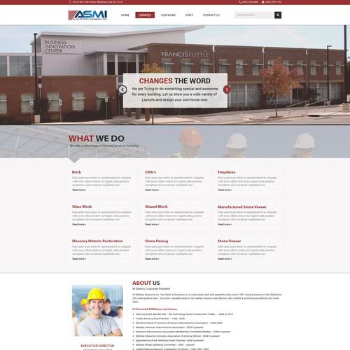 ASMI Dynamic New Website