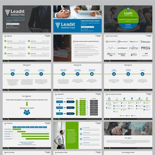 B2B digital marketing agency